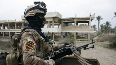 عاجل : قتلى وجرحى في هجوم لداعش شمال قضاء بيجي