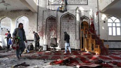 انفجار في مسجد بالعاصمة الأفغانية وسقوط قتيل