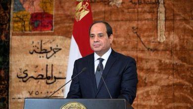 الرئيس عبد الفتاح السيسي - منتدى أسوان للسلام