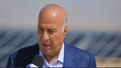 محمود العنانى رئيس شركة الدقهلية للدواجن