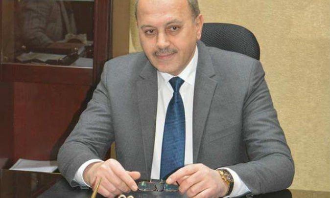 اللواء رضا طبلية مدير أمن القليوبية