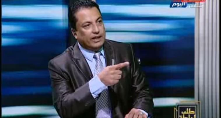 الإعلامي نصر عبده