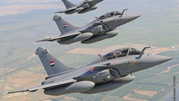 طائرات جوية مصرية