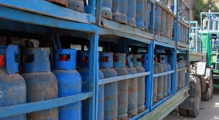 اسطوانات الغاز
