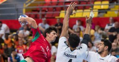 نتخب مصر لناشئين كرة اليد
