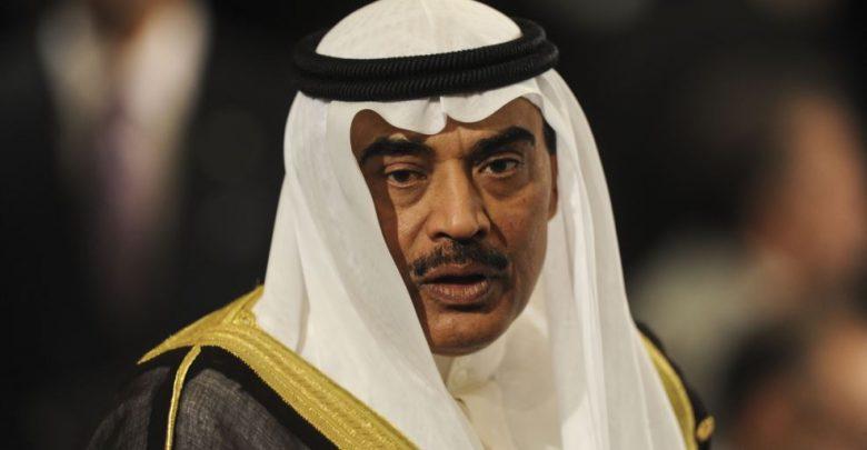 الشيخ جابر المبارك الحمد الصباح
