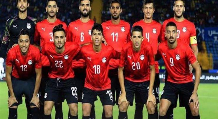تعرف على مواعيد مباريات منتخب مصر الأولمبي ببطولة أمم