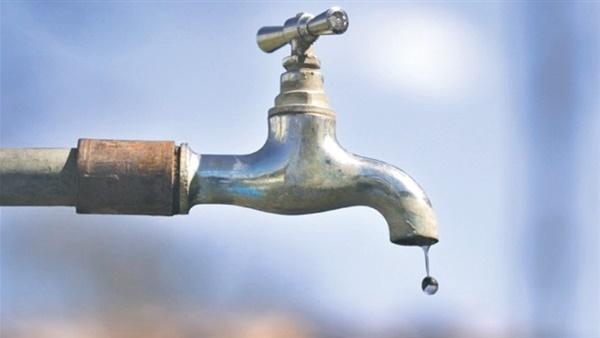 قطع المياه - صورة أرشيفية