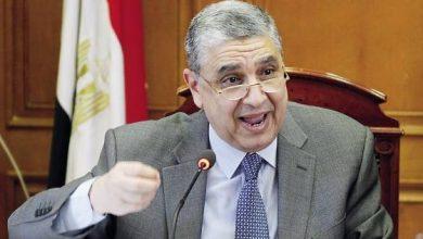 وزير الكهرباء.. الدكتور محمد شاكر
