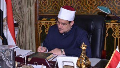 الدكتور محمد مختار جمعة.. وزير الأوقاف