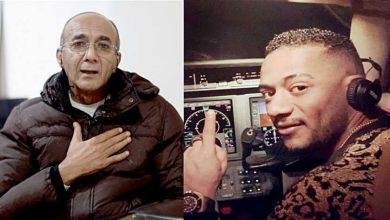 الفنان محمد رمضان وقائد الطيار الموقوف