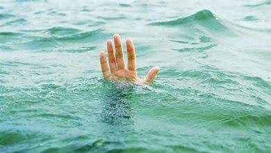 انتحار طالب غرقًا