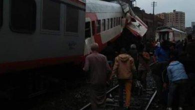 حادث قطار أمبابة