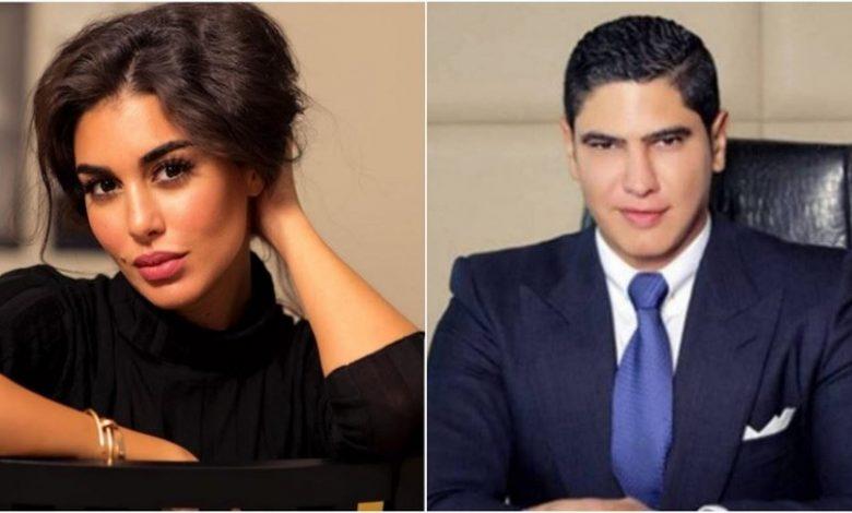 ياسمين صبري و أحمد ابو هشيمة