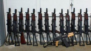 أسلحة ـ ارشيفية