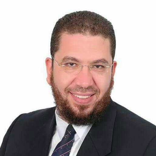 الدكتور احمد الجهينى أحد علماء الأزهر الشريف