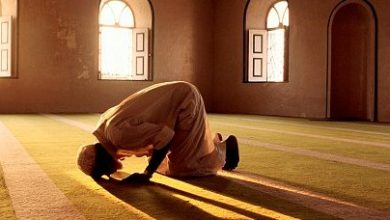 الصلاة ـ ارشيفية