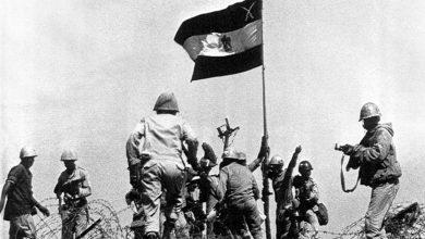حرب أكتوبر 73 - أرشيفية