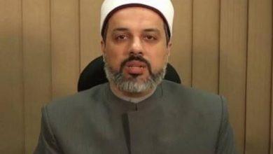 الشيخ أحمد ممدوح أمين الفتوى بدار الإفتاء