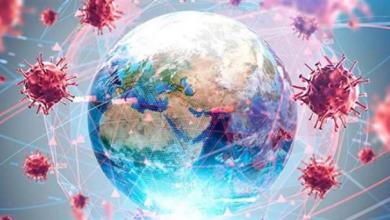 كورونا حول العالم