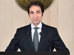 السفير بسام راضى، المتحدث باسم رئاسة الجمهورية