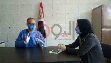 مدير مستشفى حميات دسوق، الدكتور شومان ربيع شومان