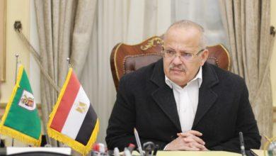 محمد عثمان الخشت ـ رئيس جامعة القاهرة