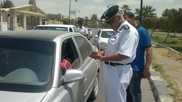 شرطة المرور