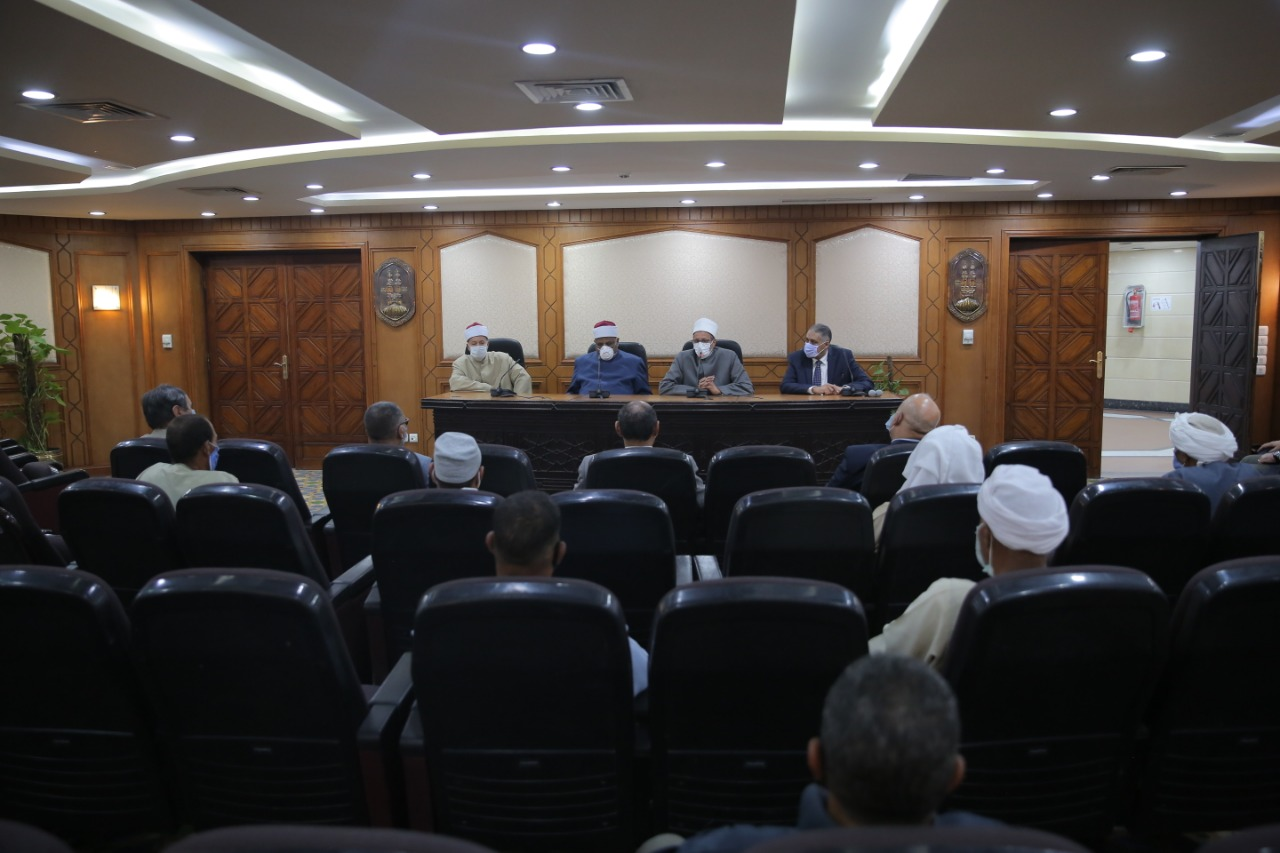 لجنة المصالحات بالأزهر
