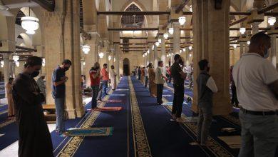 عودة الصلاة بالمساجد
