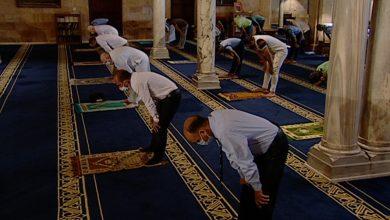 بث الصلاة