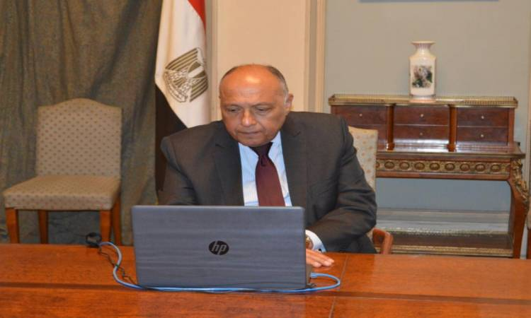 سامح شكري ـ وزير الخارجية
