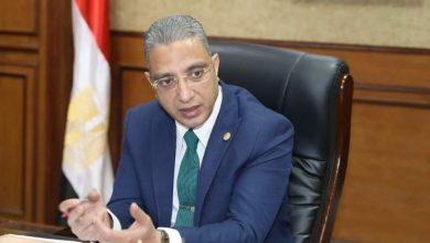 أحمد الأنصاري محافظ الفيوم