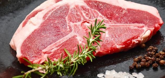 اللحم الضاني