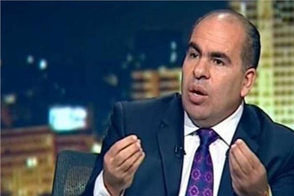 الدكتور ياسر الهضيبي نائب رئيس حزب الوفد