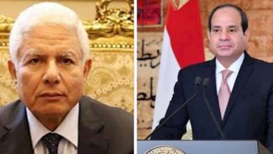 رئيس محكمة النقض يهنئ الرئيس السيسي