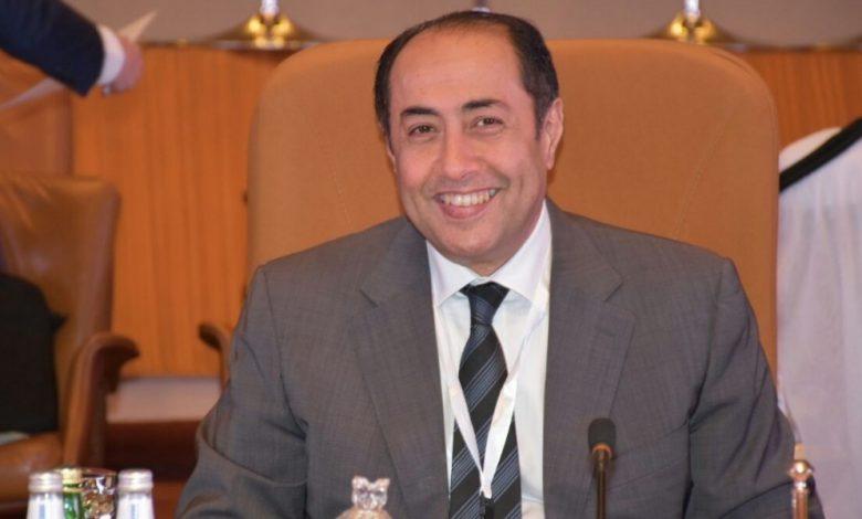 السفير حسام زكي، الأمين العام المساعد للجامعة العربية،