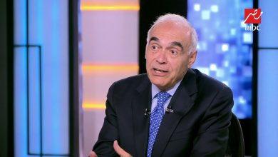 السفير محمد كامل عمرو، وزير الخارجية الأسبق،