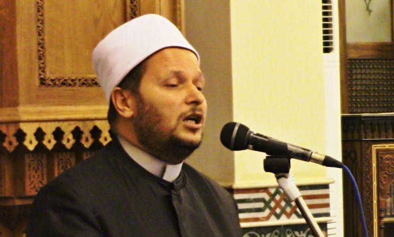 الشيخ الشحات السيد عزازى