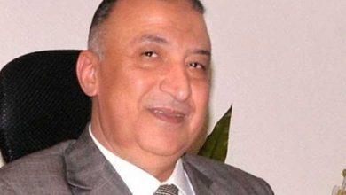 اللواء محمد الشريفن محافظ الإسكندرية