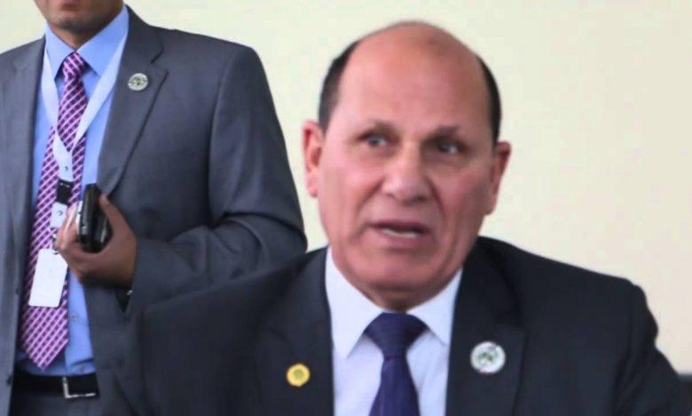 اللواء محمود خليفة
