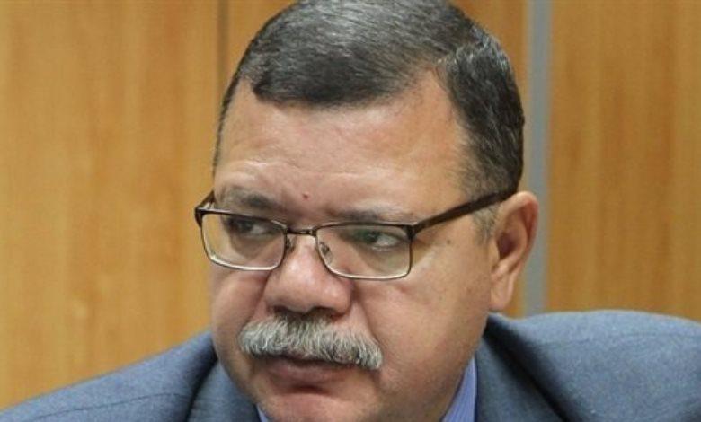 حمدى عبد العزيز، المتحدث باسم وزارة البترول