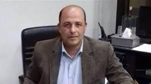 خالد شحاتة، رئيس حي حلوان