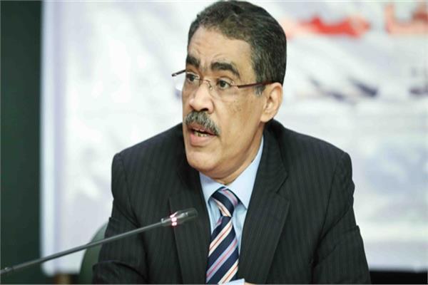 ضياء رشوان نقيب الصحفيين ورئيس الهيئة العامة للإستعلامات