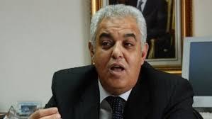 محمد نصر علام وزير الرى الأسبق