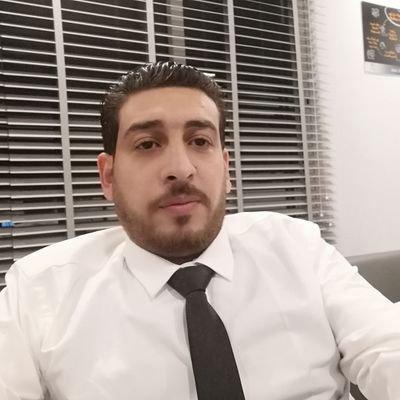 هشام البقلي مذيع قناة الحدث اليوم