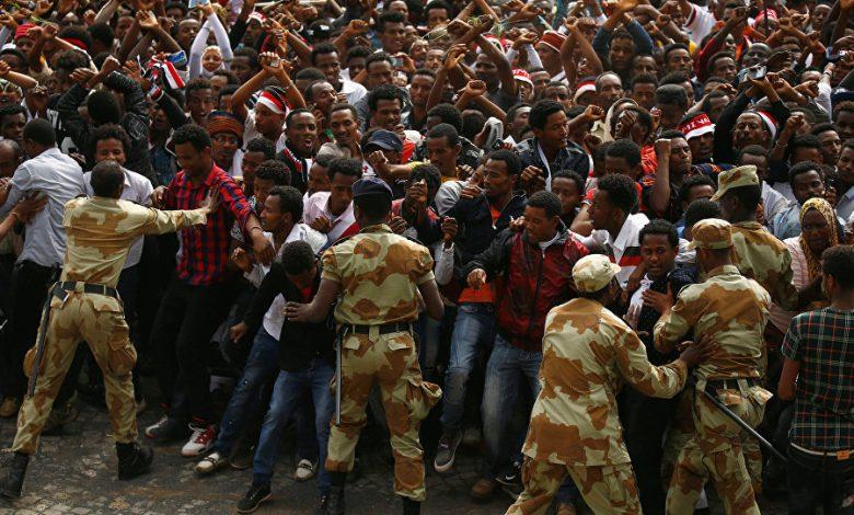 أعمال عنف في إثيوبيا