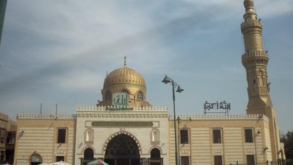 مسجد السيدة نفيسة رضى الله عنها