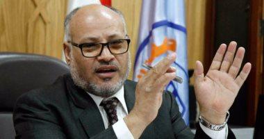 الدكتور إبراهيم الهدهد رئيس جامعة الأزهر الاسبق