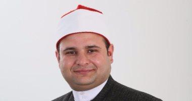 الشيخ حازم جلال من علماء وزارة الأوقاف